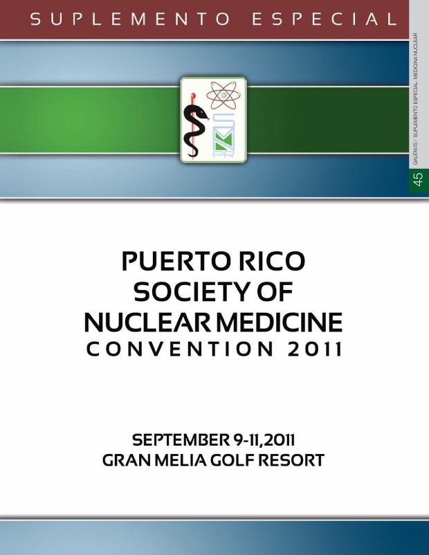 Suplemento Especial: Medicina nuclear