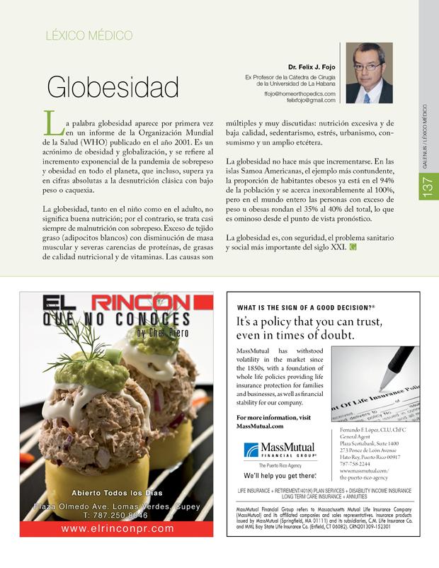 Globesidad