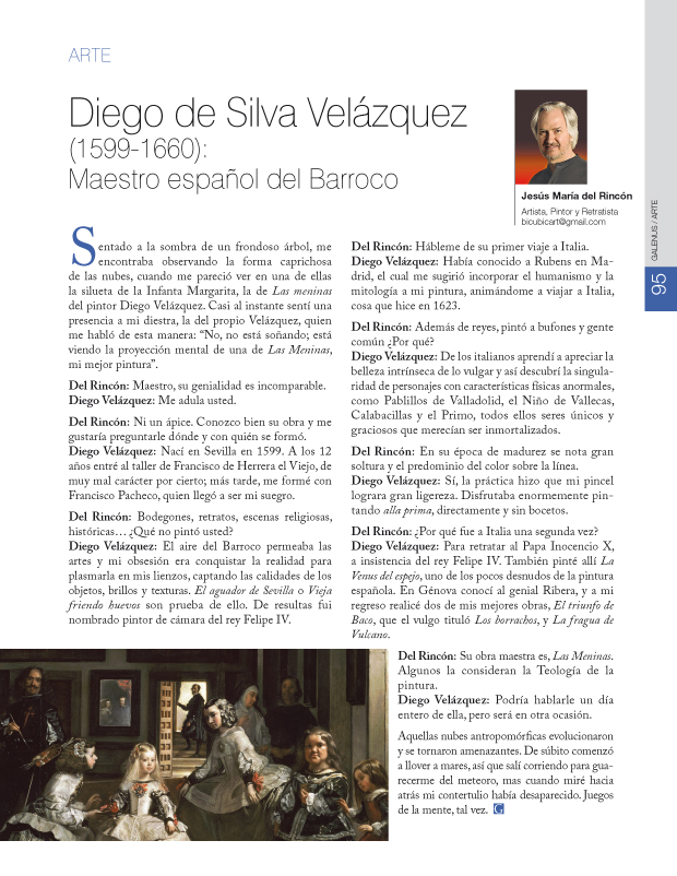 Diego de Silva Velázquez (1599-1660)