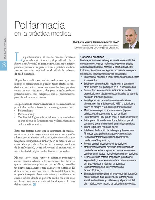 Polifarmacia