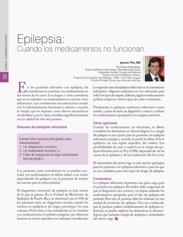 Epilepsia: