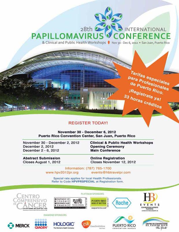 Suplemento papillomavirus CONVENTION