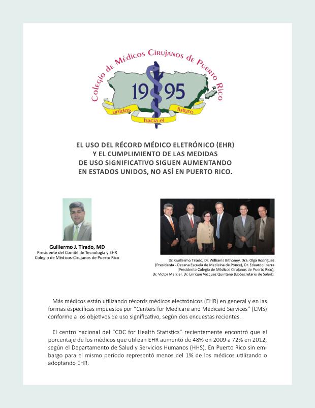 COLEGIO DE MÉDICOS CIRUJANOS DE P.R