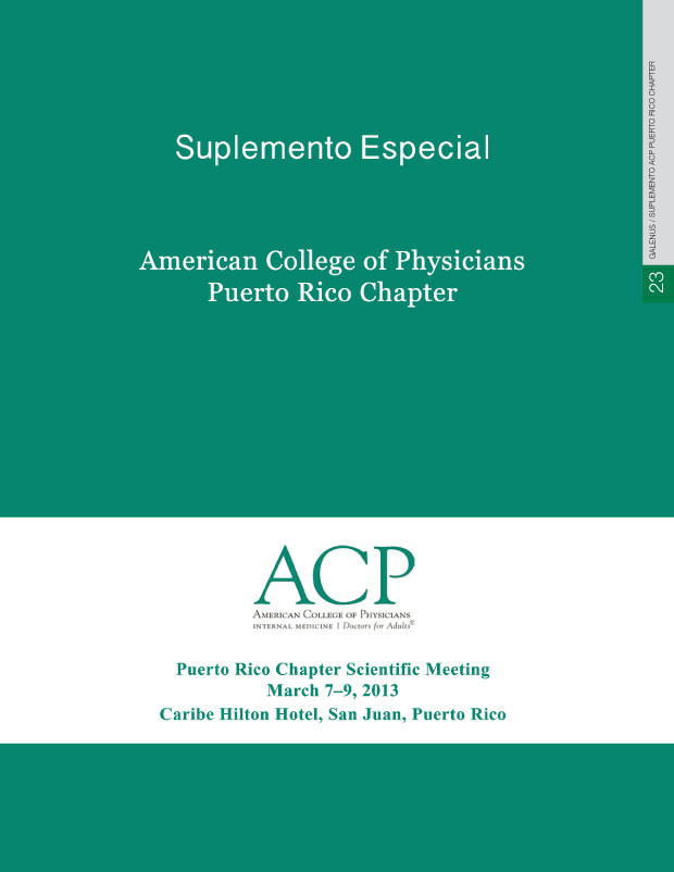 SUPLEMENTO ACP PUERTO RICO CHAPTER