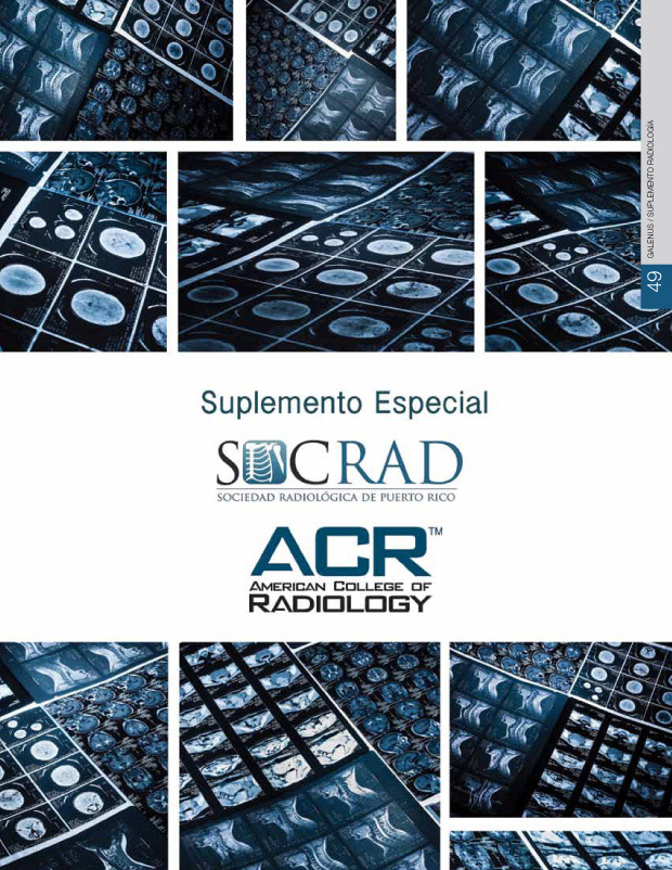 Suplemento Especial Sociedad Radiológica de Puerto Rico