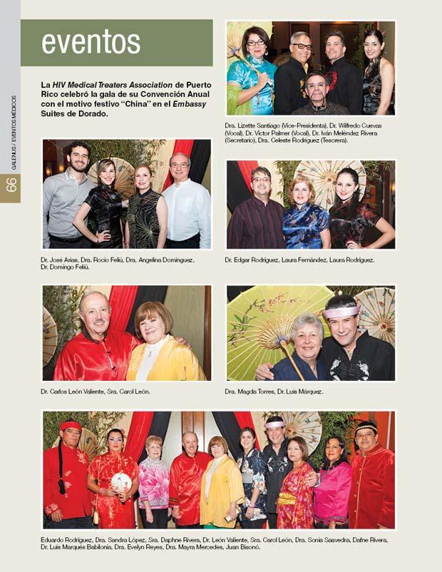 """La HIV Medical Treaters Association de Puerto Rico celebró la gala de su Convención Anual con el motivo festivo """"China"""" en el Embassy Suites de Dorado."""