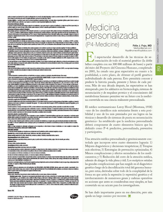 Léxico Médico