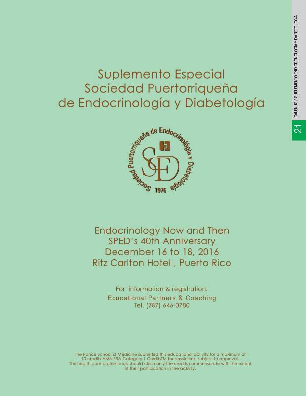 Suplemento Endocrinología
