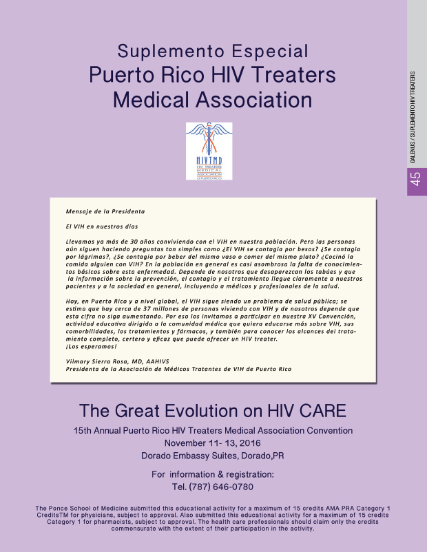 Suplemento HIV Treaters