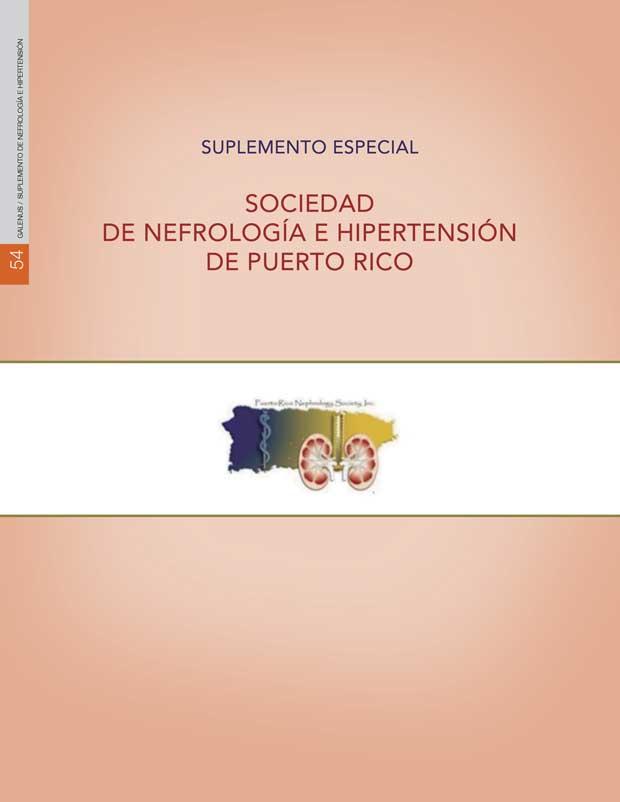 Suplemento Nefrología e Hipertensión