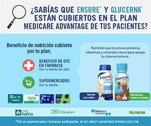 ENSURE & GLUCERNA OTC