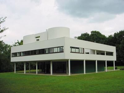 Los Cinco Puntos De La Arquitectura Le Corbusier 1887 1965